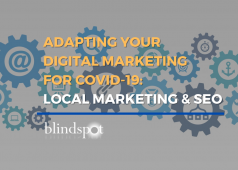 local SEO during Covid-19