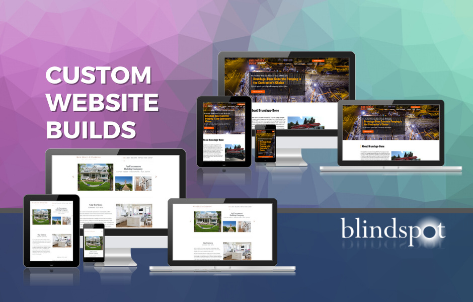Blindspot Advisors: New Custom Website Builds
